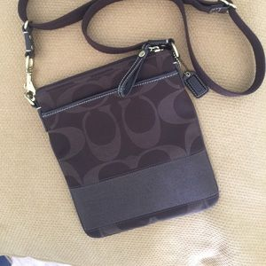 Coach Crossbody purse- little brand new!!!